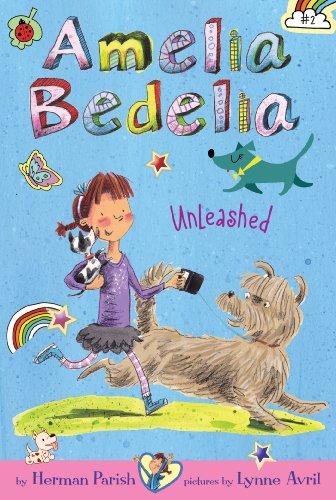 Amelia Bedelia Chapter Book #2: Amelia Bedelia Unleashed (English Edition)