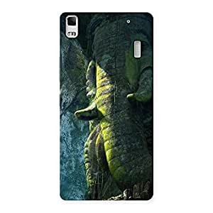 Gorgeous Rock Ganesha Back Case Cover for Lenovo A7000