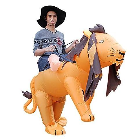 Adulte Fancy Party Dress - Anself Mignon Costume Lion Adulte Gonflable Costume