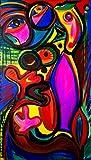 ORIGINAL Kunstwerk Gemälde/ Malerei/ Acrylbild/ Abstrakte Kunst/ Bilder/ Deko/ Wandbild/ Zeitgenösische Kunst/ Moderne Kunst