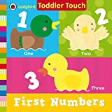 Best Toddler Boy Books - Ladybird Toddler Touch First Numbers Review