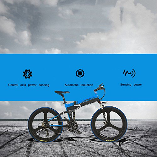 51Xjgkwf33L. SS500  - GTYW, Electric, Folding, Bicycle, Mountain Bike, Adult Moped, 48V, 26 Inch, Mountain Bike, Power, Bicycle, 60KM Battery Life