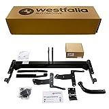 - 51XjiZz6n5L - Westfalia Starre Anhängerkupplung für Corolla Verso (BJ 04/04-09) im Set mit 13-poligem fahrzeugspezifischen Elektrosatz