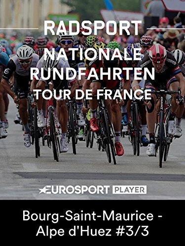 Radsport: 105. Tour de France 2018-12. Etappe: Bourg St Maurice - Alpe d Huez