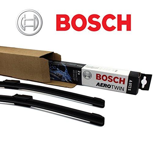 Preisvergleich Produktbild BOSCH Aerotwin AR 551 S Scheibenwischer SET / Wischerblatt Satz Wischer Vorne 550 / 500 mm + 2 Ersatzgummis + 2x T10 Lampen