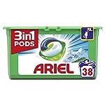 Ariel 3en1 Pods Detergente Cáp...