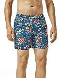 MaaMgic Uomo Costume da Bagno Nuoto Calzoncini Asciugatura Veloce per Spiaggia Mare Piscina Sport Slip...