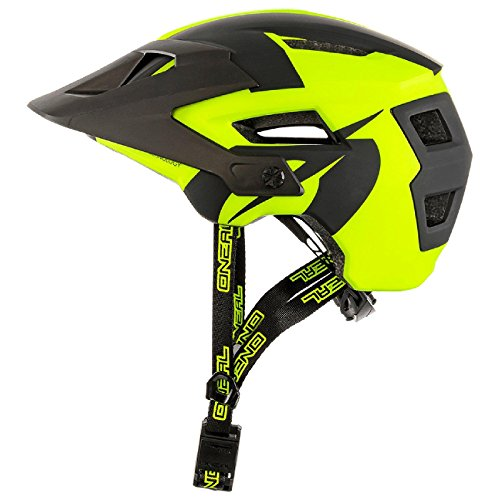 fahrradhelm neon gelb O'Neal 0502-822 Fahrrad Helm, Neon Gelb, S/M