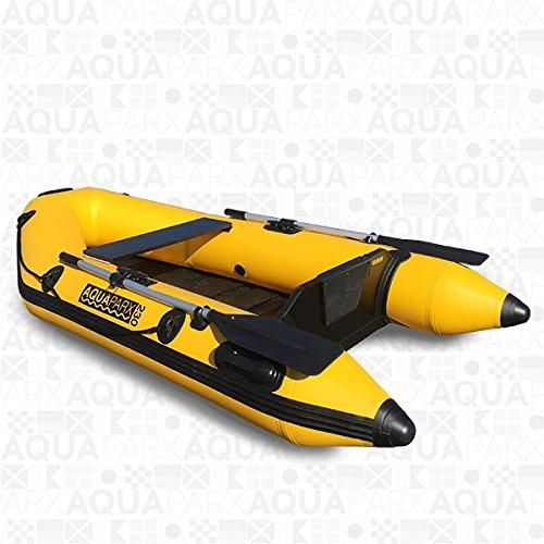 Aquaparx Schlauchboot RIB 230 im Test