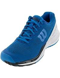 huge selection of 83f89 ef581 Wilson Men s Rush Pro 3.0 Tennis Shoes