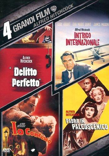 Alfred Hitchcock (Box 4 Dv) (4 Grandi Film)