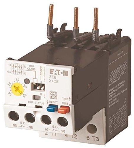 Eaton ZEB32-20 Relé Térmico, Electrónico, Montaje Directo, 1 N/O, 1 N/C, 4-20A