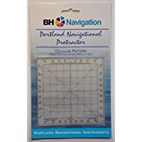 Blundell Harling Portland Protractor 130mm/5 by BH