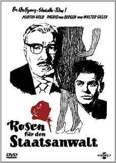 Rosen für den Staatsanwalt