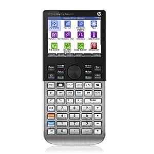 HP Prime Calculatrice graphique multipoints écran couleur Mode Examen - gris/Noir