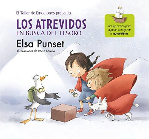 Los Atrevidos En Busca Del Tesoro por Elsa Punset