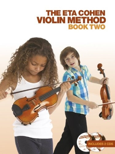 Eta Cohen: Violin Method Book 2 (Sixth dition) +2cd