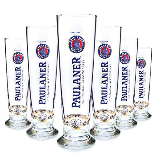 6-x-paulaner-alcol-libero-05l-vetro-occhiali-marchio-birra-bianca-vetro-bicchiere-da-birra
