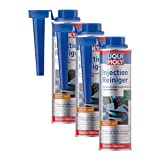 3x LIQUI MOLY 5110 Injection-Reiniger 300ml