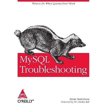 MYSQL TROUBLESHOOTING [Paperback] [Jan 01, 2017] SMIRNOVA