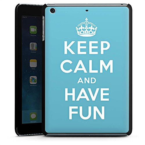 DeinDesign Apple iPad Mini 3 Hülle Schutz Hard Case Cover Keep Calm Fun Spaß