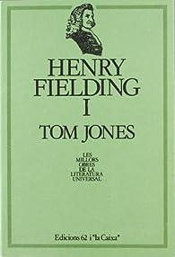 Tom Jones I par Henry Fielding