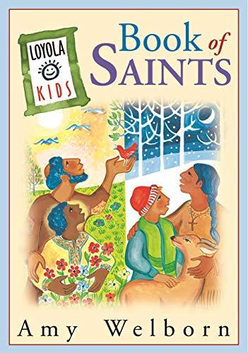 Loyola Kids Book of  Saints (English Edition)