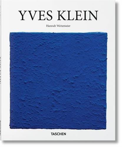 Yves Klein par From Taschen