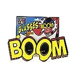 Bristol 77174 Pop Art Jumbo Boom - Gafas de baño, Talla única, Color Amarillo