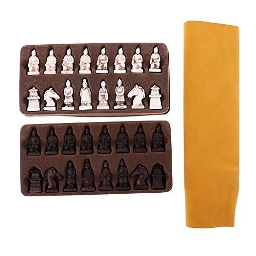 FITYLE-Terrakotta-Armee-Schachspiel-chinesisch