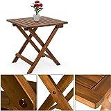 Beistelltisch - Holztisch Kaffeetisch Klapptisch Hartholz Vergleich