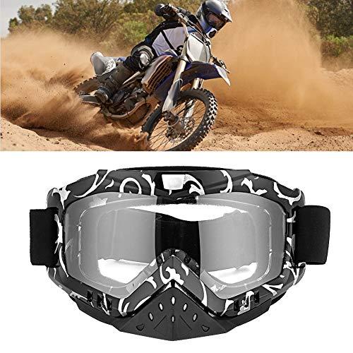 Outdoor-Schutzbrille, Anti-UV-Motorradglas