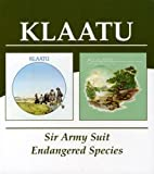 Songtexte von Klaatu - Sir Army Suit / Endangered Species