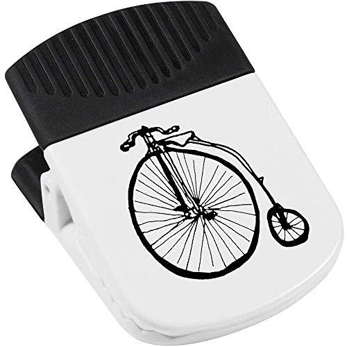 Azeeda 'Altmodisches Fahrrad' Magnetischer Clip (CP00017869)