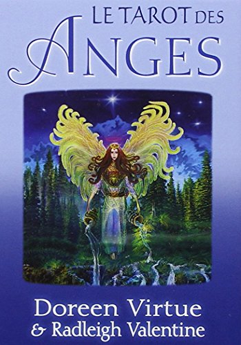 Le tarot des anges - 78 cartes + livre explicatif par Doreen Virtue