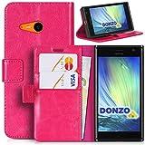 DONZO Tasche Handyhülle Cover Case für das Nokia Lumia