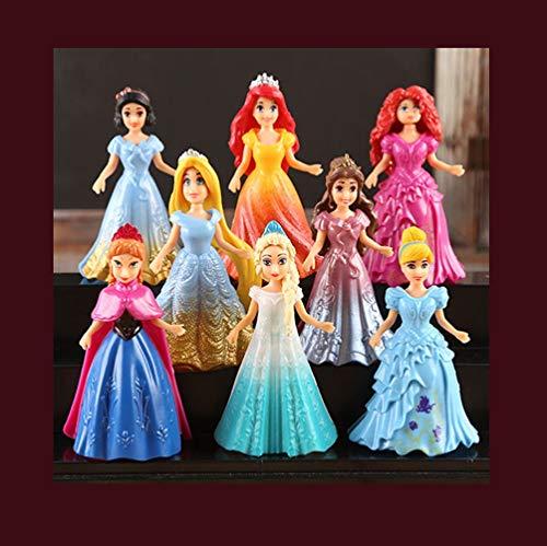 Disney Princess Puppen Wickelkleid - All Star Magic Clip (Disney Prinzessin-clip)