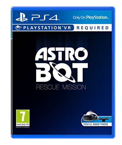 Astro Bot Rescue Mission (PSVR) Best Price and Cheapest