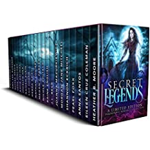 Secret Legends: A Limited Edition Paranormal Romance Collection (English Edition)