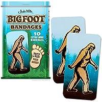MyPartyShirt Bigfoot Bandages preisvergleich bei billige-tabletten.eu