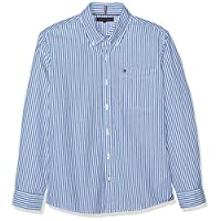 Tommy Hilfiger  L/S Shirts / Woven Tops For Boys -Limoges