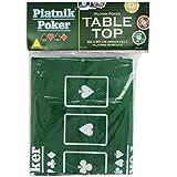 Piatnik 3096360x 90cm Surface de jeu Dessus de table de poker