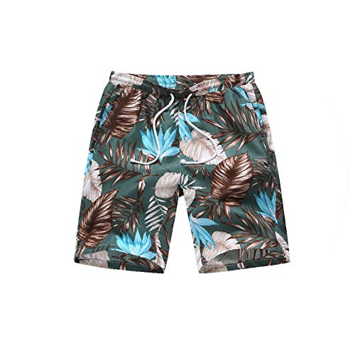 Men's Beach Shorts Personality Printing Summer Thin Section Breathable Comfort Casual Men's Shorts Large Size S 4XLXXXL Tall Iced Tea