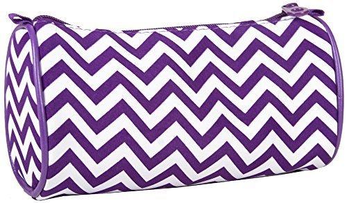 ever-moda-purple-chevron-cosmetic-makeup-bag-by-ever-moda