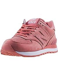 New Balance 373 KJ373NKY rosa scarpe basse