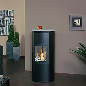 hark bio ethanol kamin ofen kaminofen asco 9 baumarkt. Black Bedroom Furniture Sets. Home Design Ideas