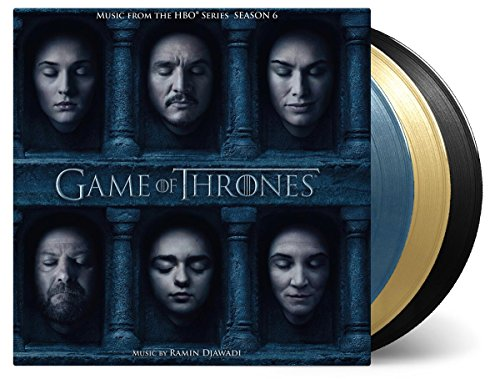 Game of Thrones Season 6 (Ltd Blue/ [Vinyl LP]