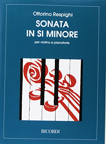 Sonata Per Pianoforte In Si Min.