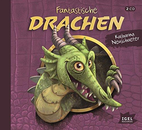 Buchcover Fantastische Drachen