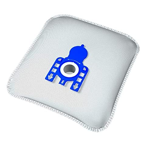 20 Staubsaugerbeutel geeignet für Miele S8 - Serie, S 8340 Ecoline, S8 Parkett & Co, S 5000-S 5999, S5 EcoComfort, S5 EcoLIne, S5 Premium, S5
